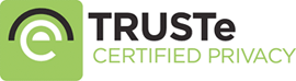 TRUSTe online privacy certificatio