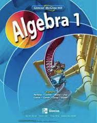 Glencoe McGraw-Hill Algebra 1 2008