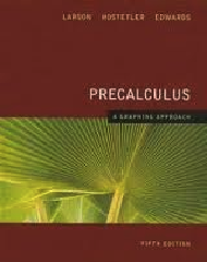 Precalculus: A Graphing Approach, Fifth Edition