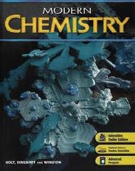 Modern Chemistry 2005