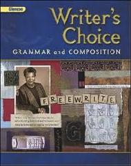 Writers Choice Grammar & Composition, Grade 9