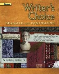 Writers Choice Grammar & Composition, Grade 10