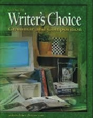Writers Choice: Grammar and Composition, Grade 12