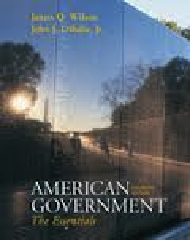 American Government Institutions and Policies - 11th Edition