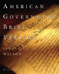 AP American Government Brief Version 9th edition